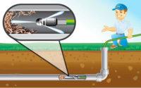 гидродинамическая очистка труб