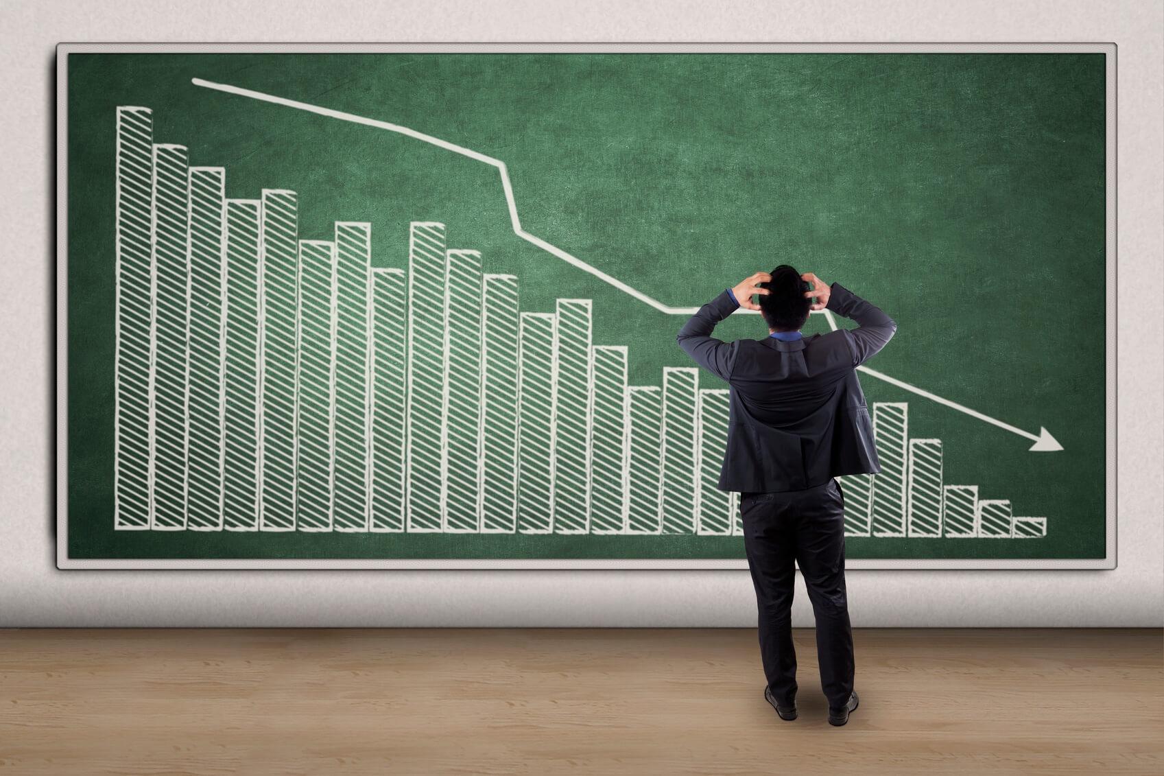что делать при падении продаж